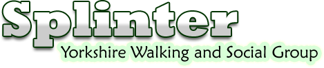 Splinter - Yorkshire Walking and Social Group